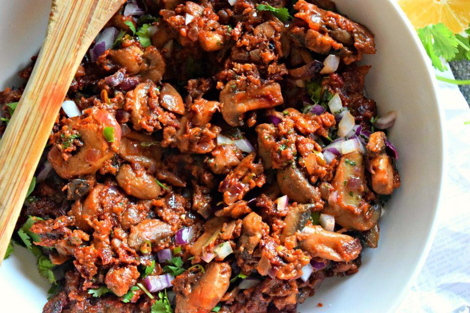 Kalan Chennai Street Food