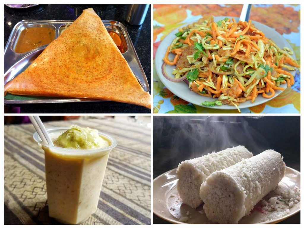 Street Foods in Chennai