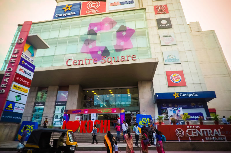 Centre Square Mall Kochi