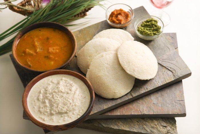 Idli Famous Street Food of Bangalore