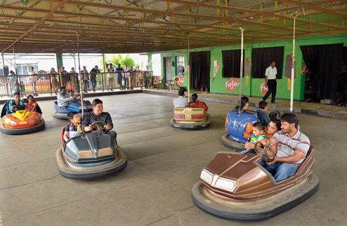 BDA City Centre Fun Thing to do in Bhubaneswar