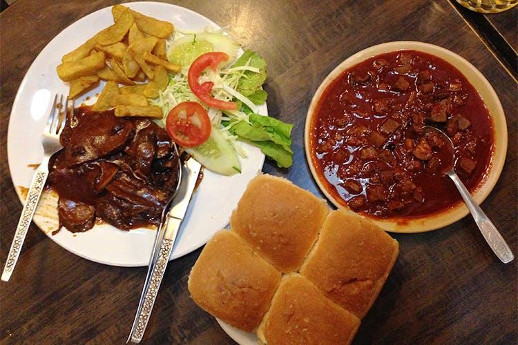Choris Pav Best Street Food in Goa