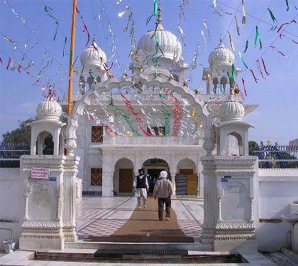Gurudwara Charan Kanwal Sahib Machhiwara Famous Place in Ludhiana