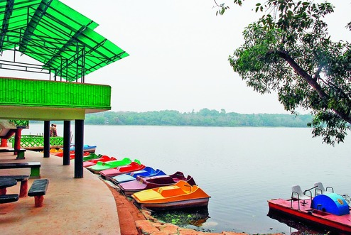 Kanjia Lake Thing to do in Bhubaneswar