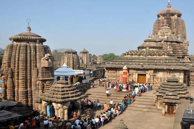 Lingaraja Temple Thing to do in Bhubaneswar