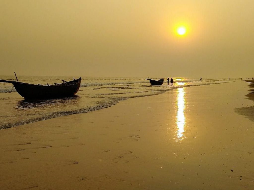 Mandarmani Beach Kolkata