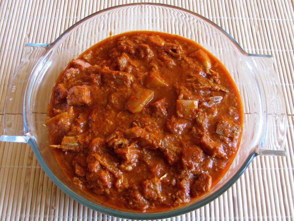 Pork Sorpotel Good Street Food of Goa