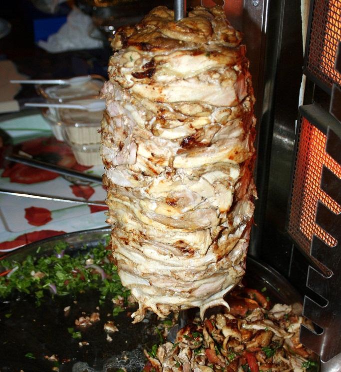 Shawarma Popular Street Food in Goa