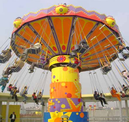 Adventure Island Amusement Park in Rohini