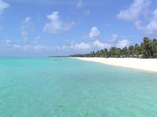 Agatti Island of Lakshadweep