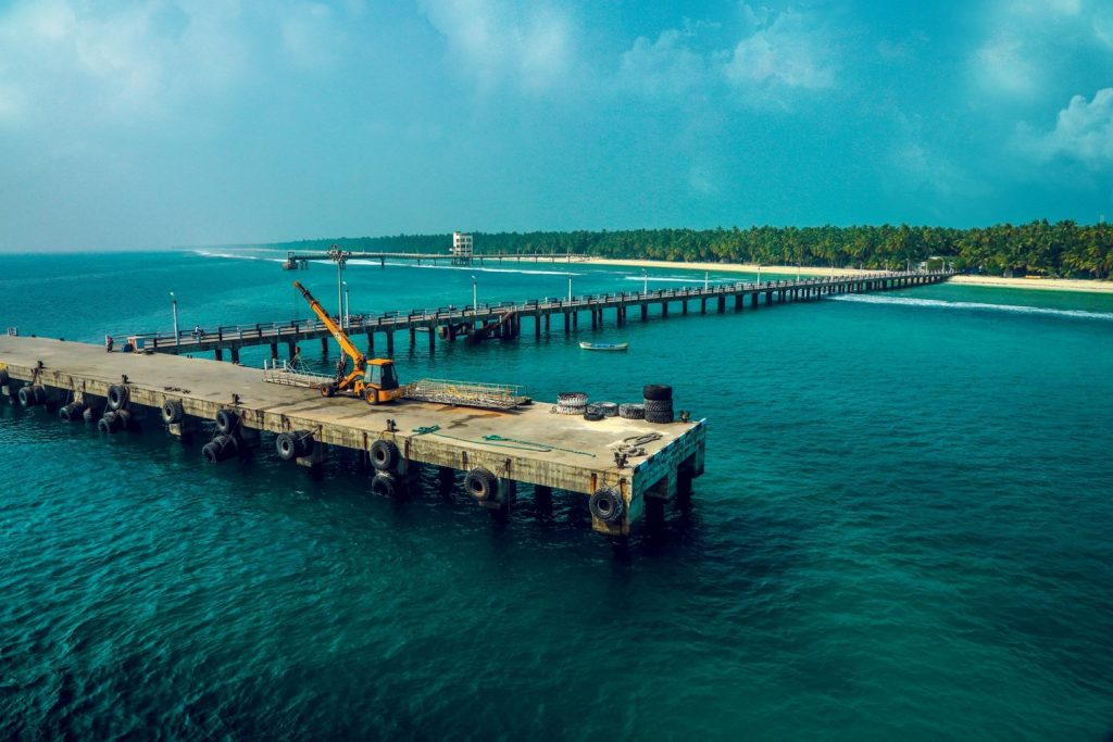 Agatti Islands Visit in Lakshadweep