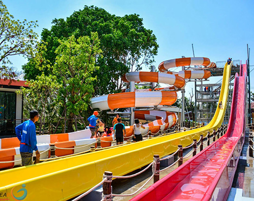 Atlantic Water World Best Park in Delhi