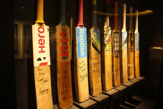 Blades of Glory Cricket Museum in Pune Maharashtra