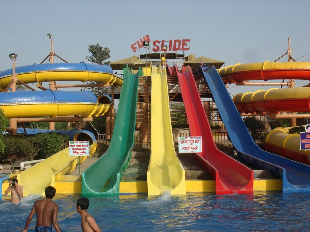 Fun N Food Village Amusement Water Park in Delhi