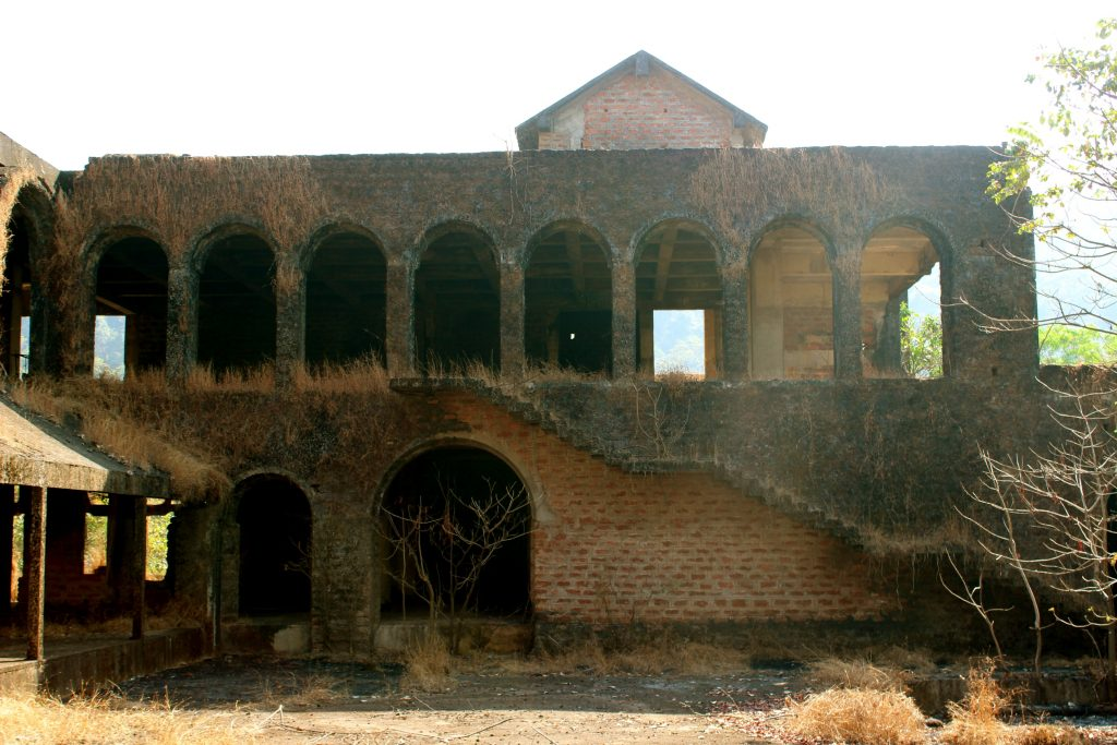 Haunted Ghost Hotels in Goa
