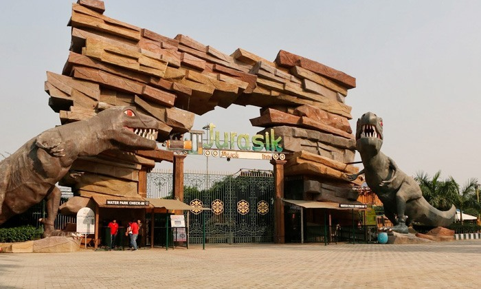 Jurasik Park Inn Best Amusement Delhi and NCR