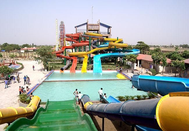 Jurasik Park Inn Best Amusement Delhi