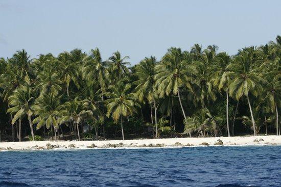 Kavaratti Island of Lakshadweep