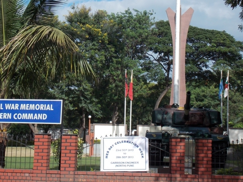 National War Memorial Southern Command in Pune