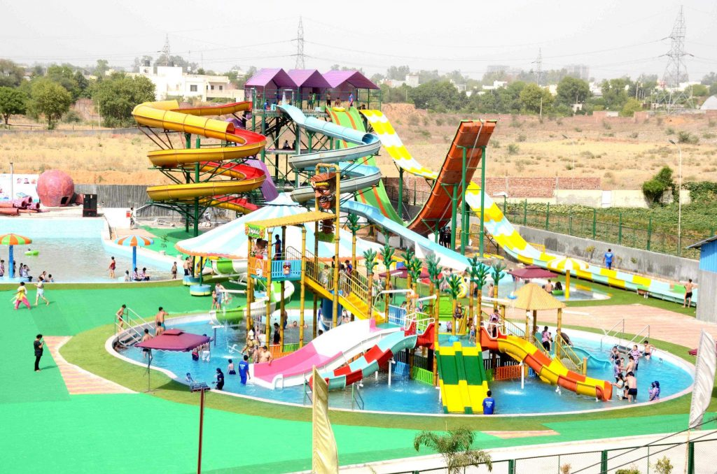 Splash Amusement Park in Delhi NCR