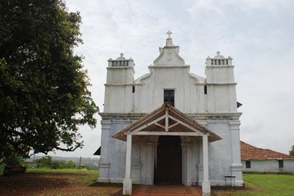 Three Kings Church Most Haunted Places in Goa