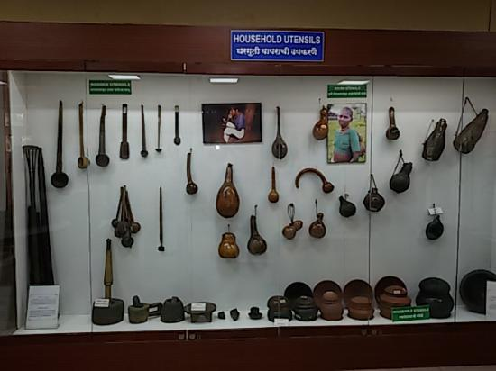 Tribal Research Institute Museum in Pune Maharashtra