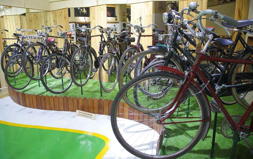Vikram Pendse Cycle Museum in Pune