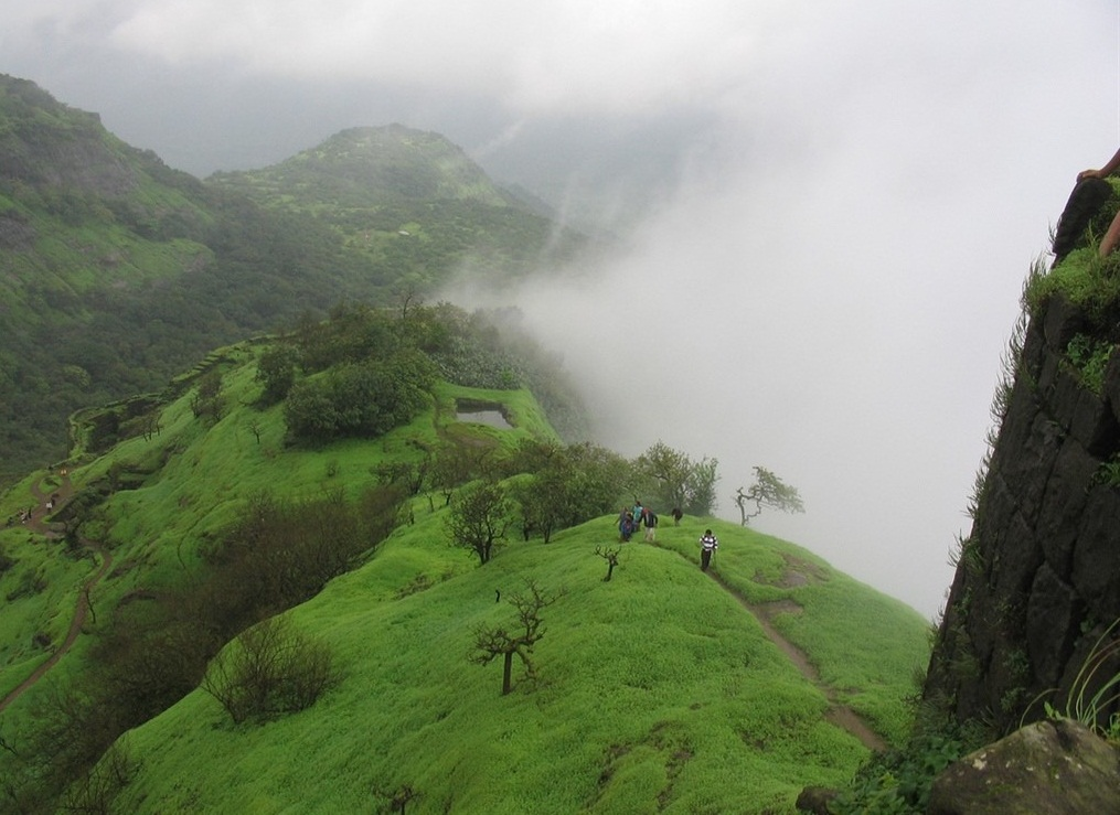 Hiking at Sausage Hills Things to do in Lonavala
