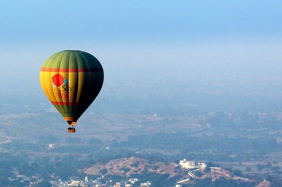 Hot Air Balloon Safari Things to do in Lonavala