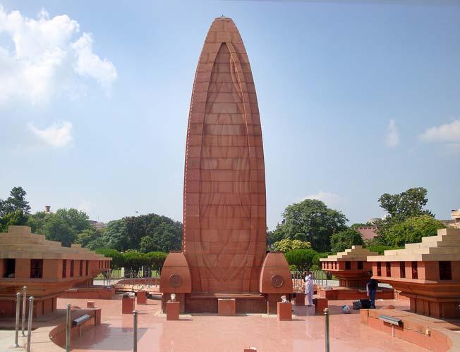 Jaliwanwala Bagh Punjab Tourist Places