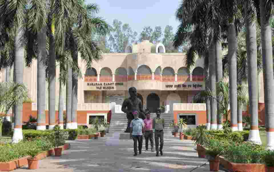 Maharaja Ranjit Singh War Museum Places to Visit in Punjab