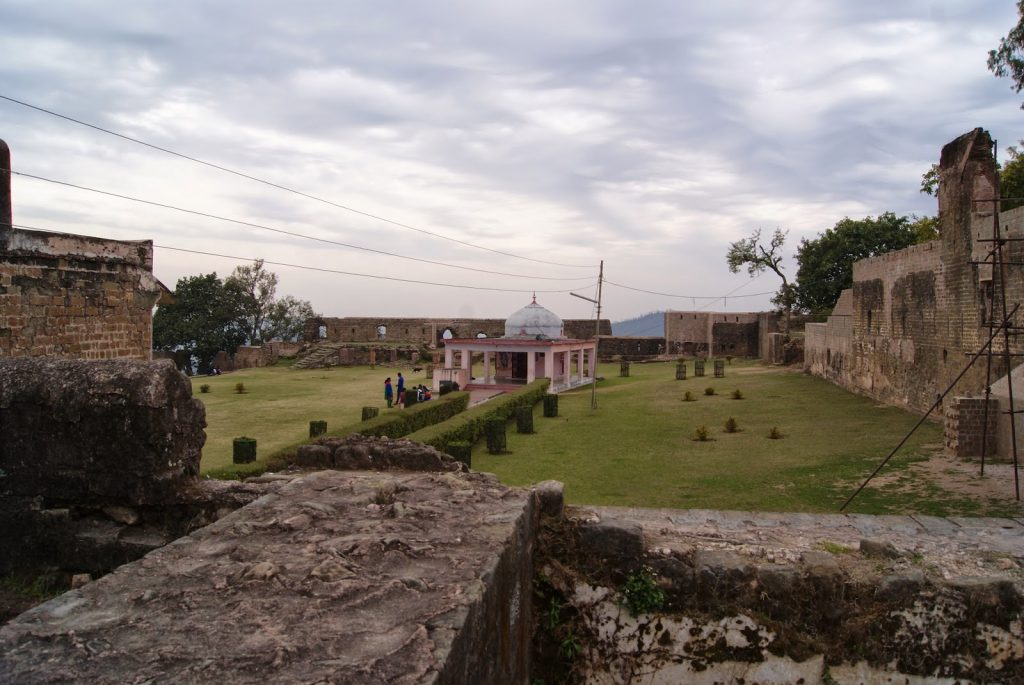 Nurpur Fort Places to Visit in Punjab