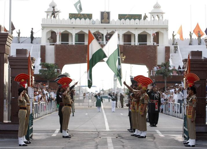 Wagah Border Punjab Tourist Places