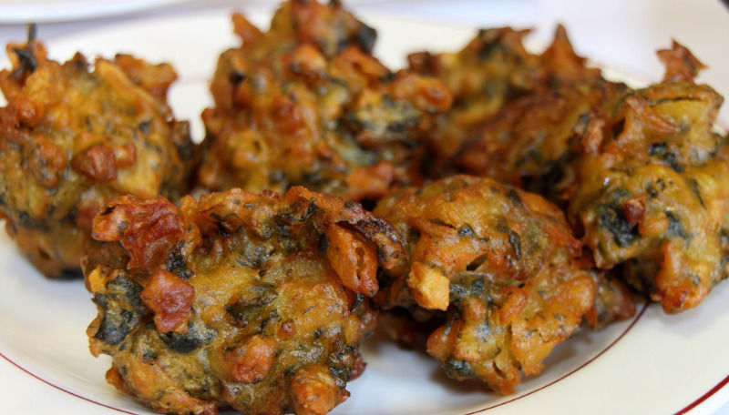 Pakoda Veg Street Food in Delhi